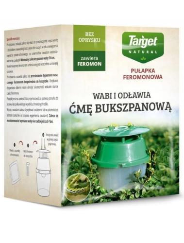 Pułapka feromonowa na ćmę bukszpanową 1 szt. - Target